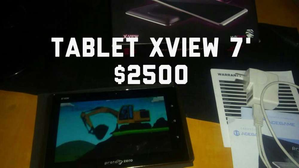 Tablet Xview 7' 2500