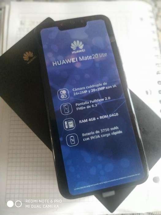 Vendo Huawei Mate 20 Lite con Todo