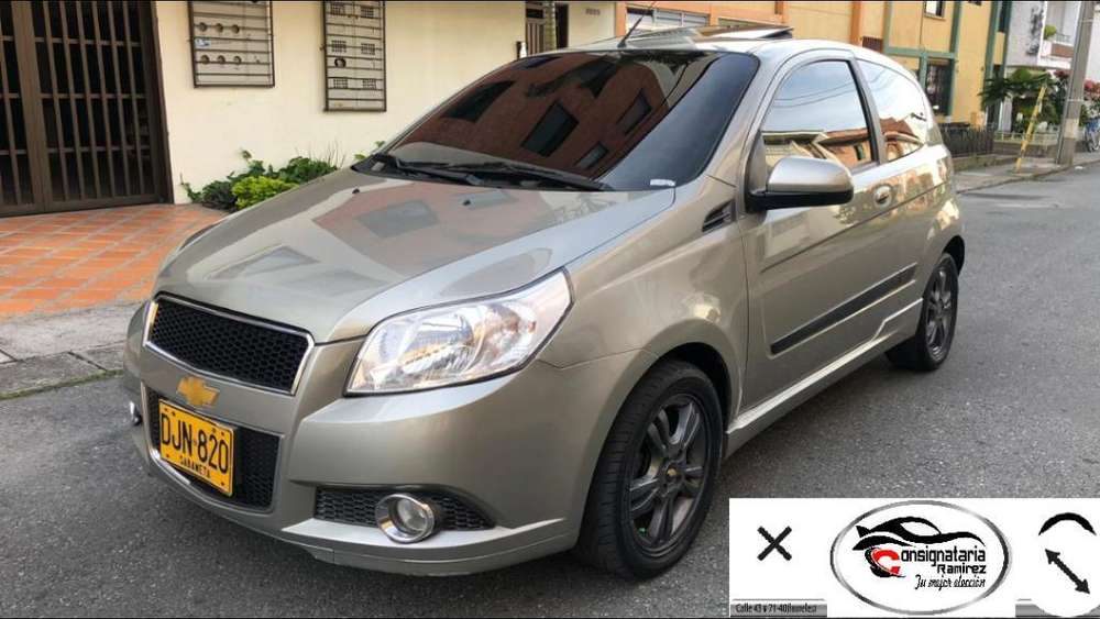Chevrolet Aveo Emotion 2012 - 103000 km