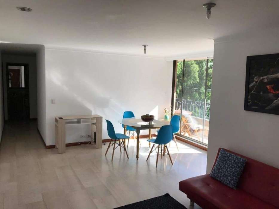 Apartamento en arriendo Frontera Poblado Medellin - wasi_1549588