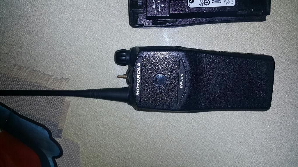 Radio Motorola para Taxi