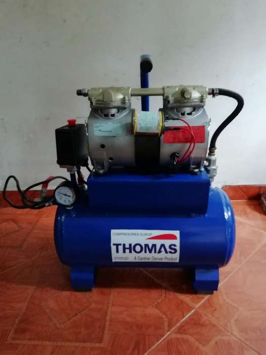 Compresor Thomas de Aire Seco