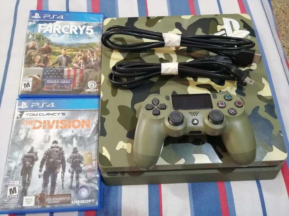 Playstation 4 1000Gb Slim