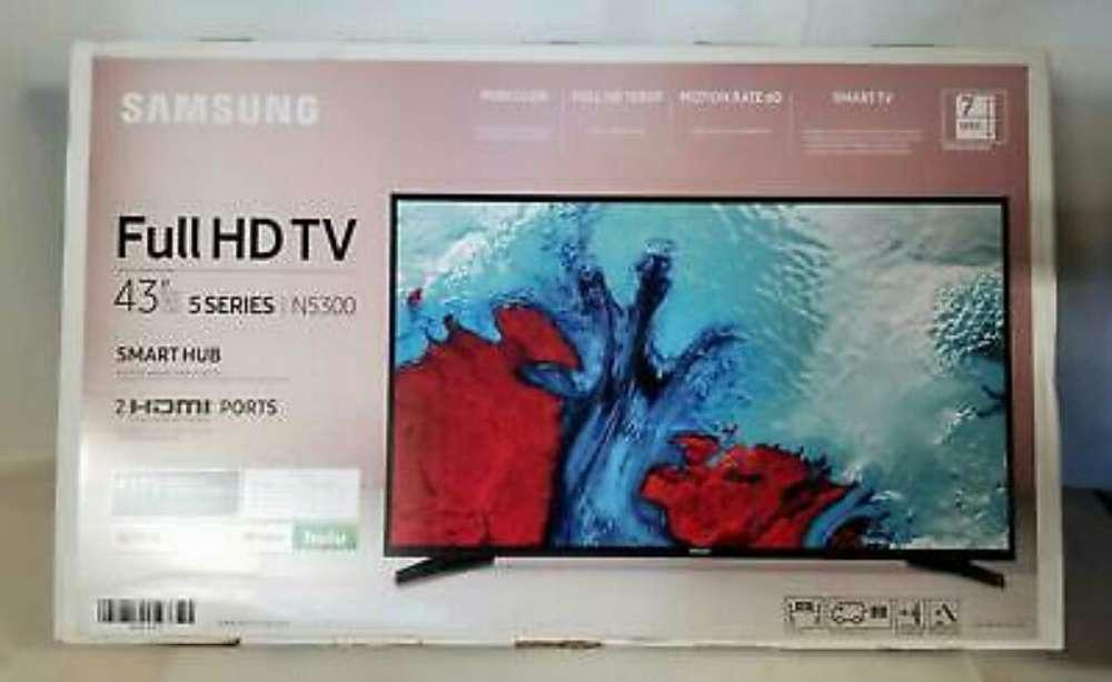 Smart Tv Full Hd de 43 Pulgadas