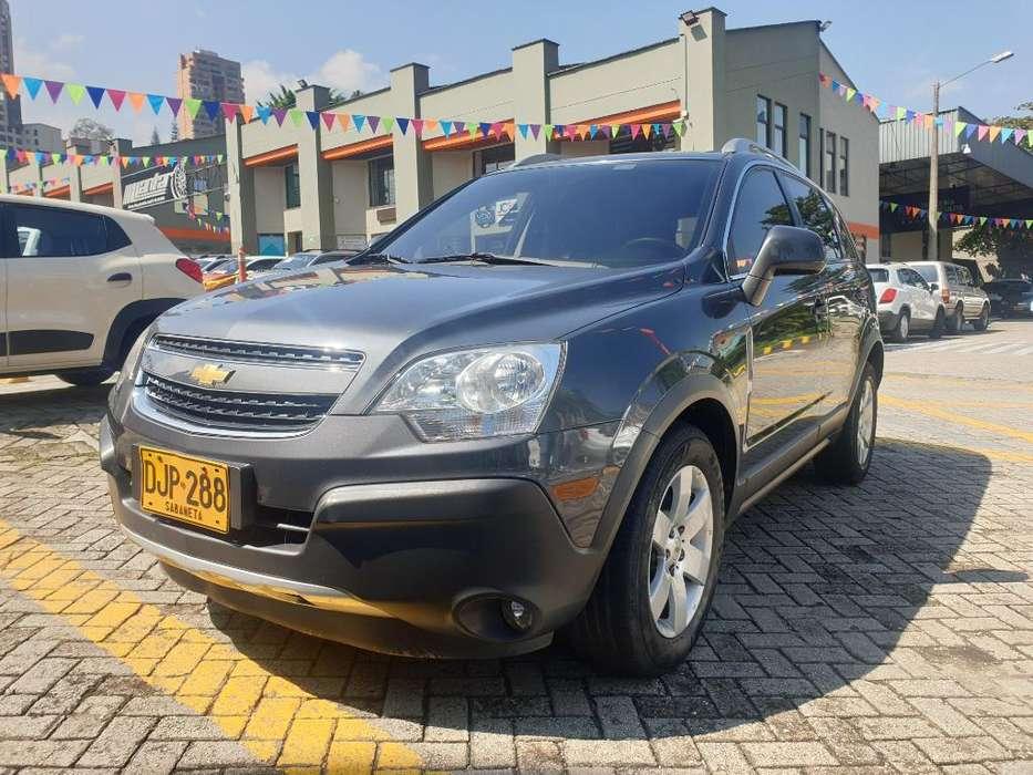 Chevrolet Captiva 2012 - 63300 km
