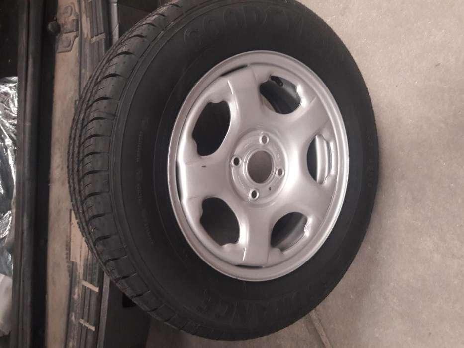 Rueda completa ford ecosport 2012