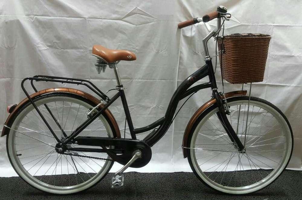 Bicicleta Campera 4 Modelos