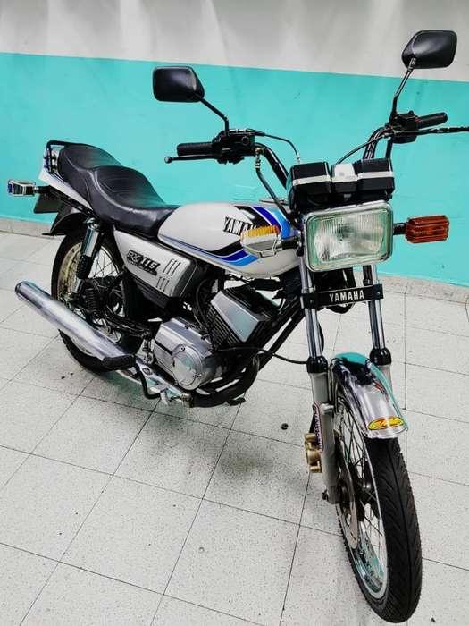 <strong>yamaha</strong> Rx 115 Modelo 2002