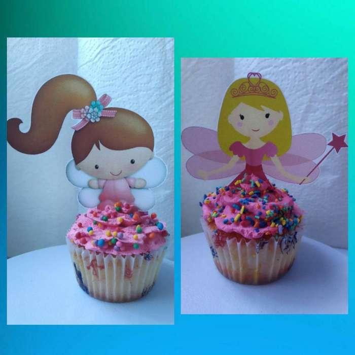 Cupcakes Simples O Personalizados