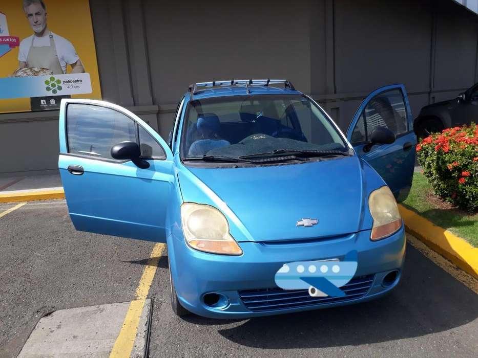 Chevrolet Spark 2009 - 178200 km
