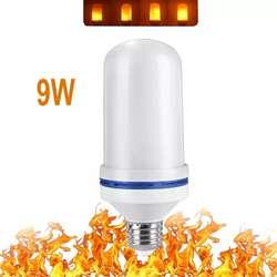 Foco Flama Led E27 9W