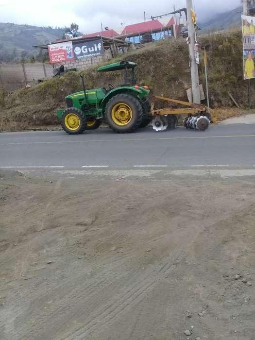 Vendo Tractor Agricola John Deere