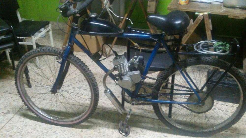 Motor Y Kit Intalado 80cc en Tu Bici