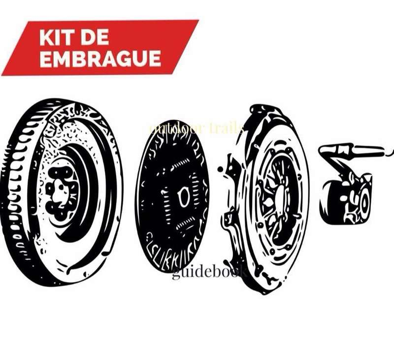 Kit de Embrague volante xtrail Navara Amarok Pathfinder Hyundai Santa Fe, Tucson Kia Sportage,Mazda Bt50, Dmax, carnival