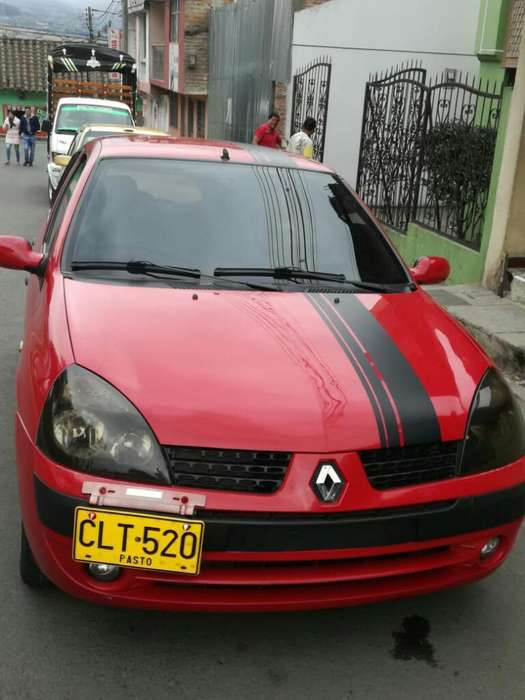 Renault Clio  2004 - 170 km