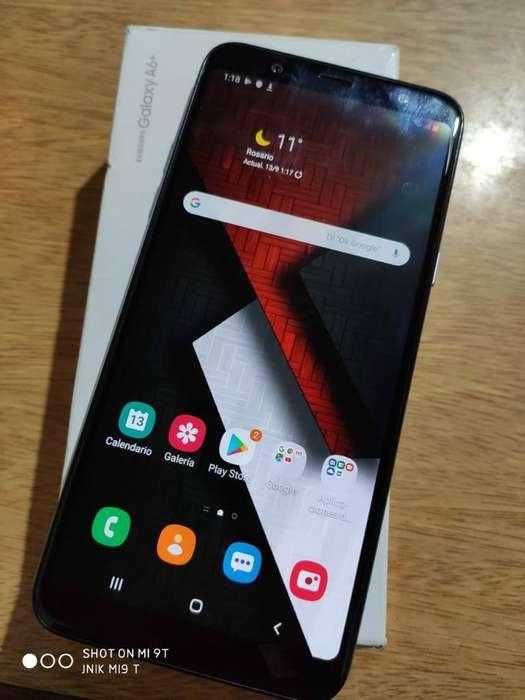 Excelente Samsung Galaxy A6 Plus Libre D