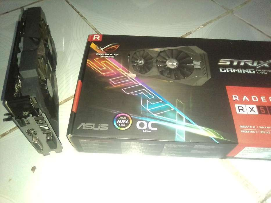 Grafica Rx570 4gb
