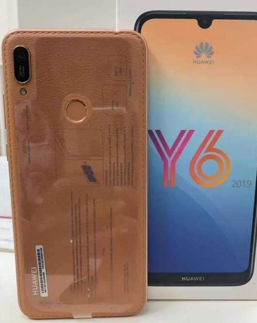 Huawei Y6 2019 32GB Prácticamente nuevo