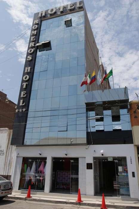 Vendo Hotel- Chiclayo(cirivera)
