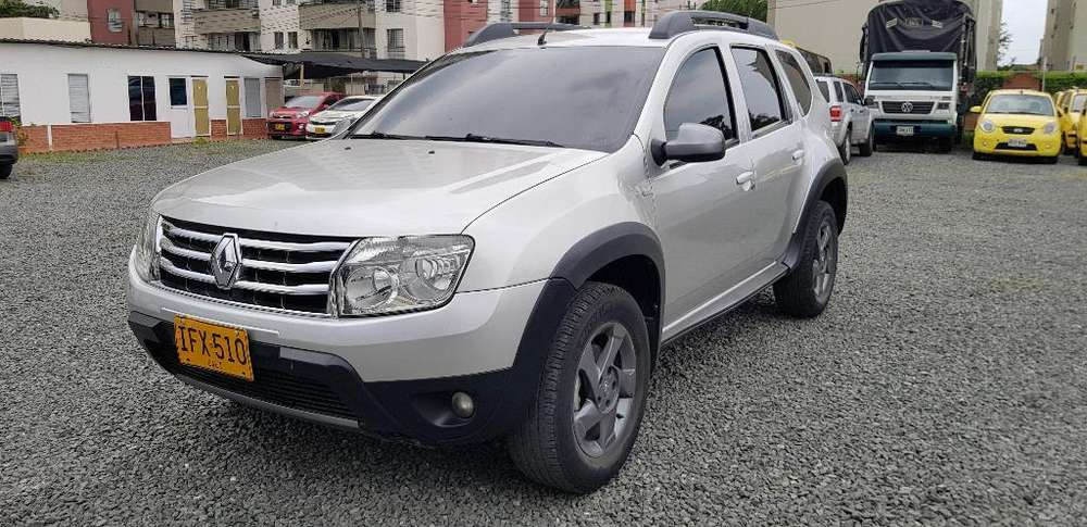 Renault Duster 2016 - 435 km