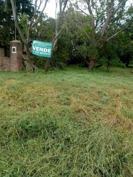 Se vende gran terreno en la zona de La Toma
