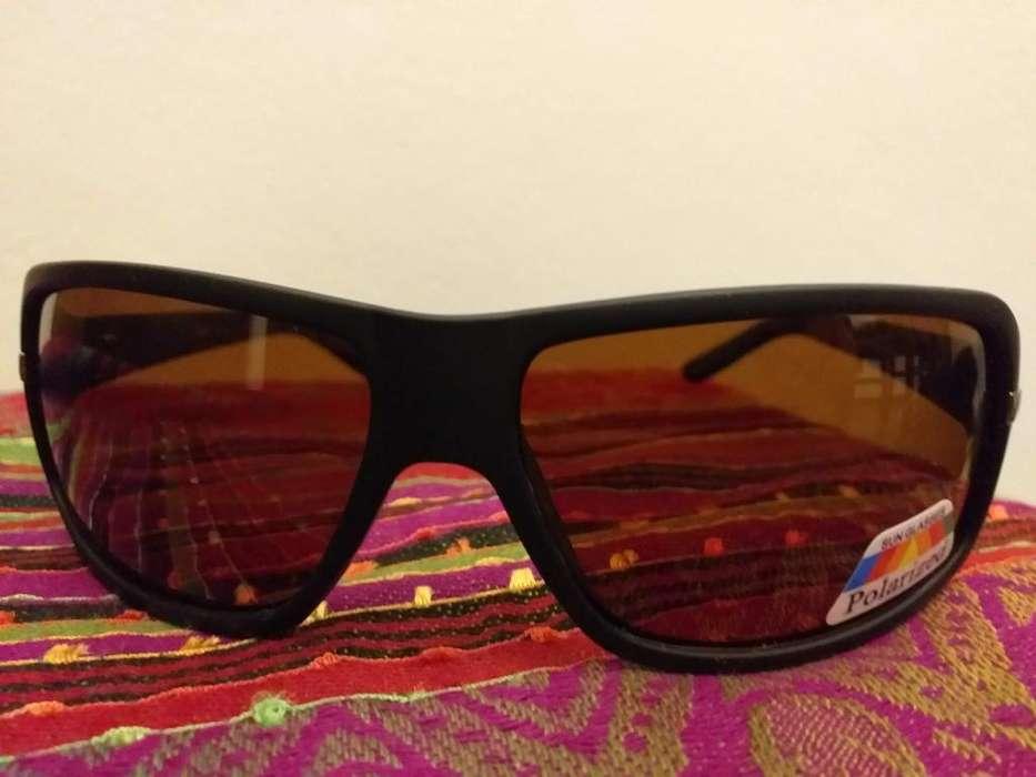 Gafas de Sol Polarizado Hombre/Mujer Envolvente - Anteojos