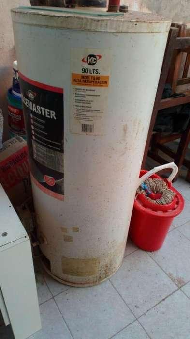 oferta termotanque! (gas)
