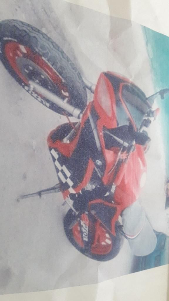 Moto Lamborgini