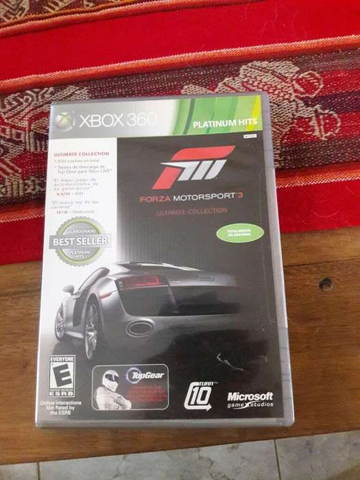 Juego Xbox 360 Carreras