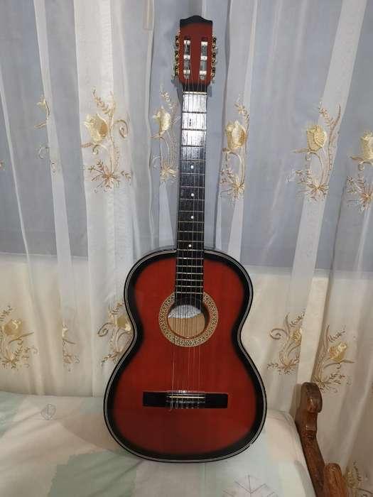 Guitarra Acústica 6 Cuerdas Artesanal