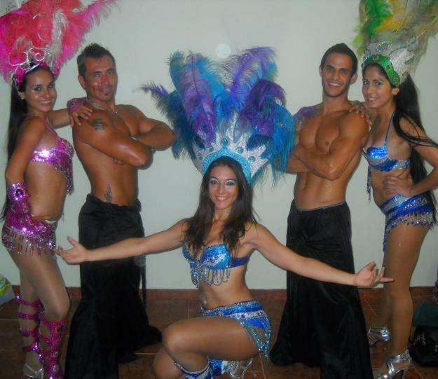 Batucada y Show Brasilero Swing do Brasil