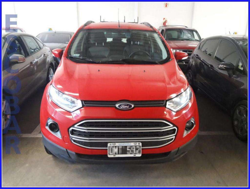 Ford Ecosport se 1.6l
