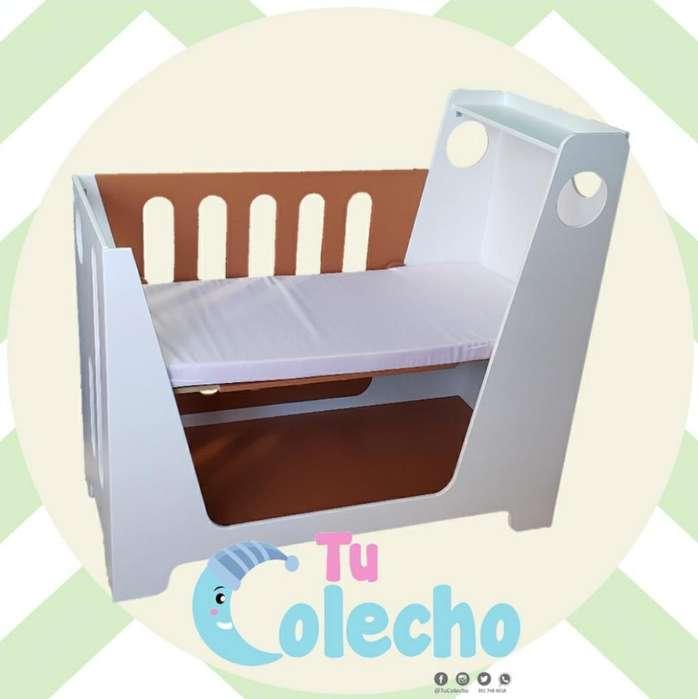 Colecho Cama Montesori 4 en 1