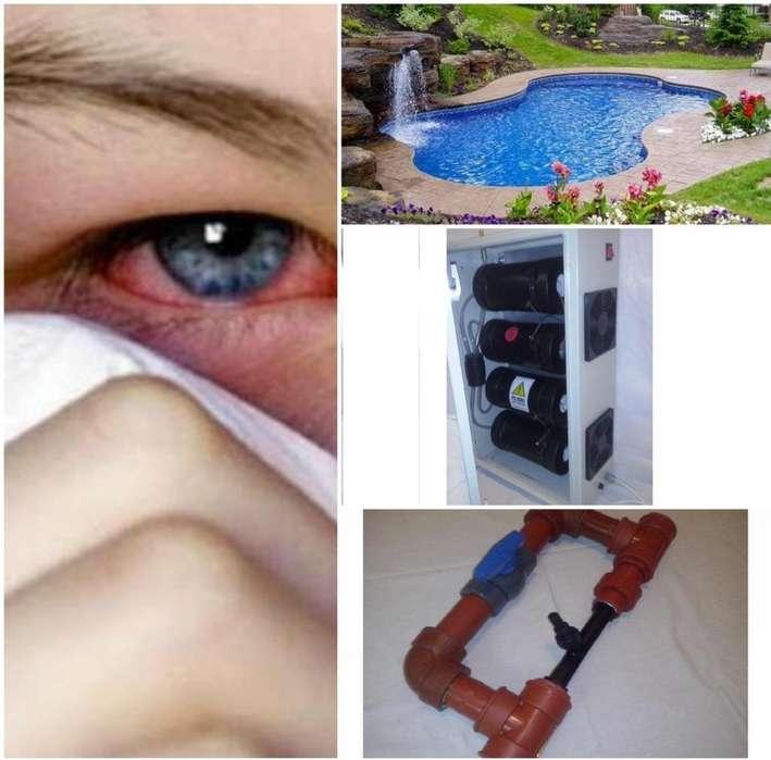 Ozonizador para <strong>piscina</strong> de 60 a 120 m3 Todozono Argentina