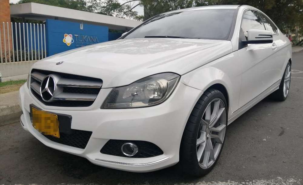 <strong>mercedes-benz</strong> Clase C 2013 - 49000 km