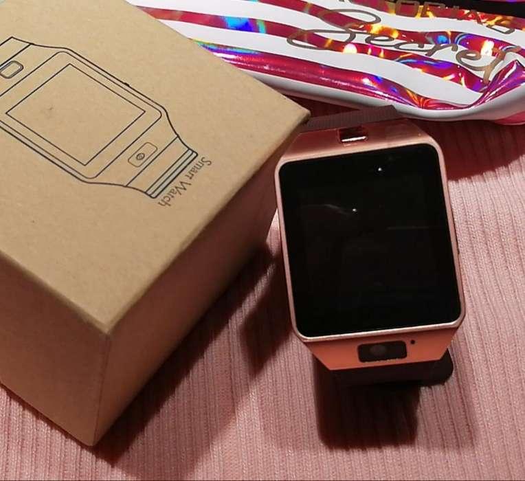 Reloj con Sistema Android
