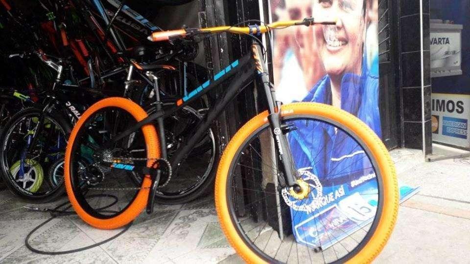 Bicicleta para stunt 27.5