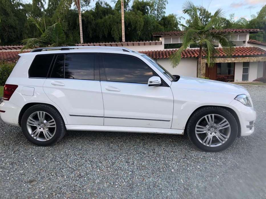 <strong>mercedes-benz</strong> Clase GLK 2014 - 70000 km