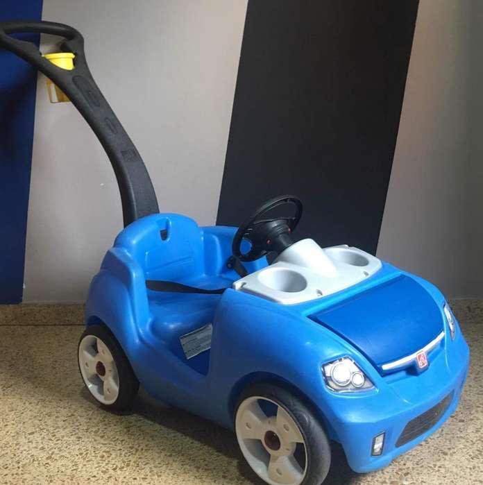 Paseador Buggy Azul