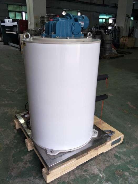 Evaporador de Productora Hielo Escama