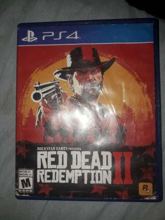 Se Vende Read Dead Redemption 2