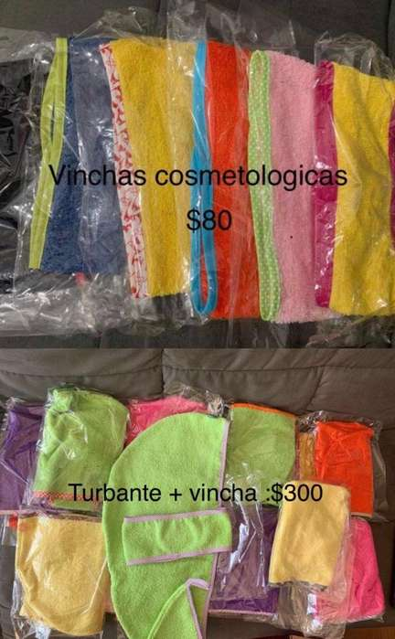 Turbante Y Vinchas
