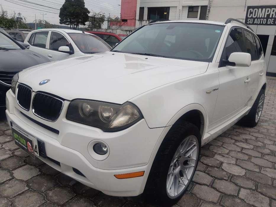 BMW X3 2007 - 78000 km