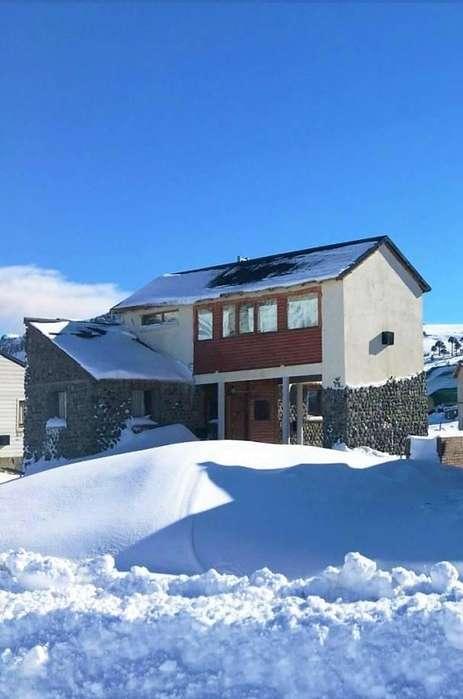 jo83 - Cabaña para 2 a 6 personas con cochera en Caviahue
