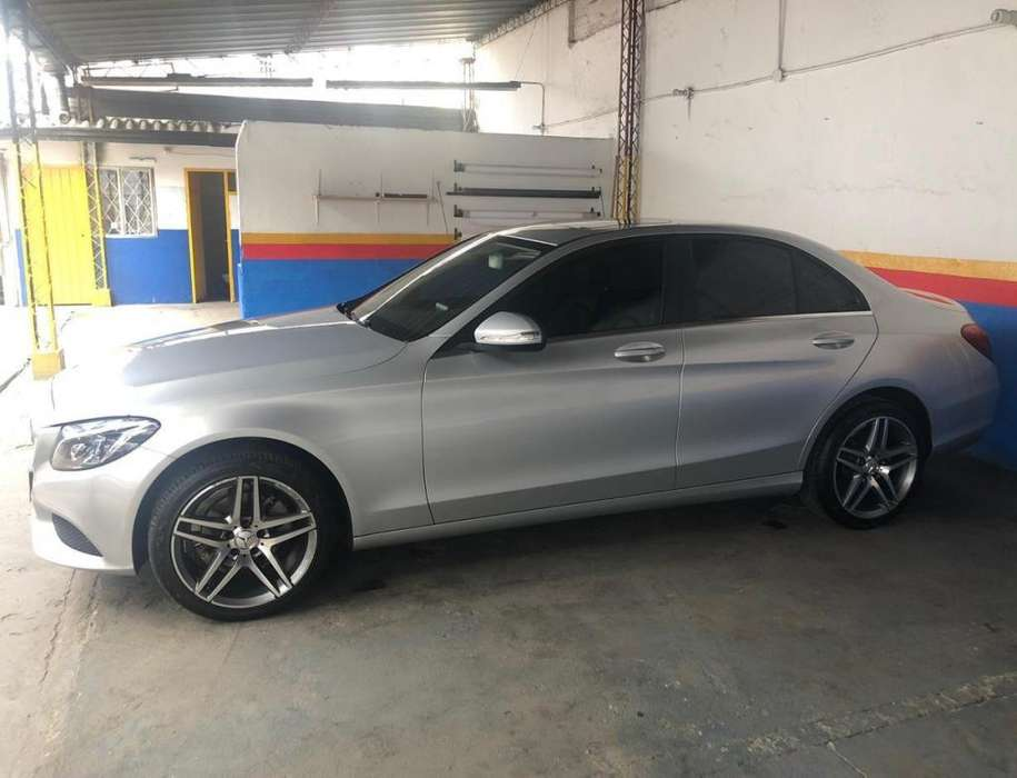 <strong>mercedes-benz</strong> Clase C 2015 - 43000000 km