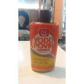 YODOPOVIN AL 10 120 ML SUPERIOR
