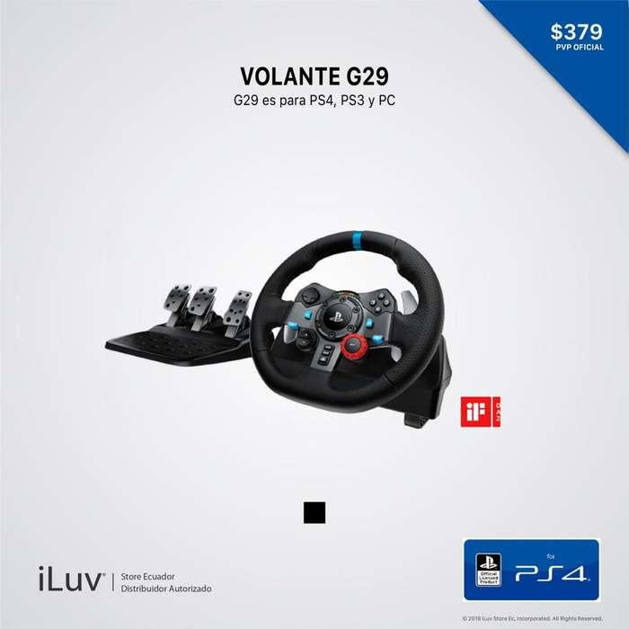 VOLANTE G29