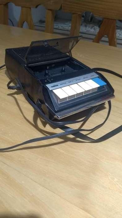 Grabador National Panasonic Vintaje Rq309as Japan Anda Mal