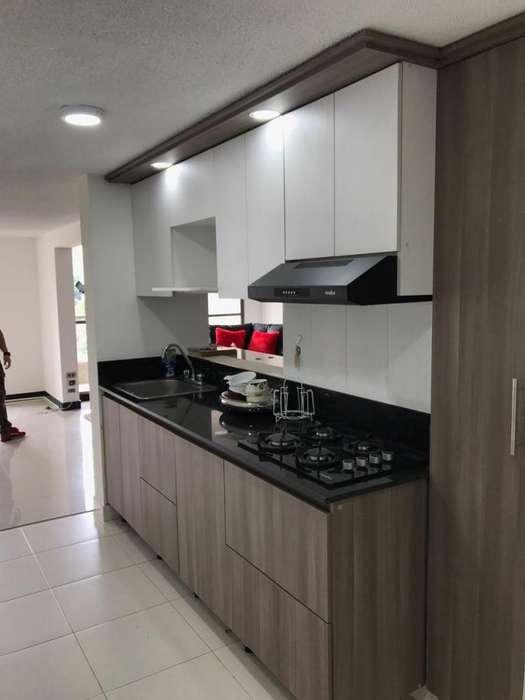 Apartamento Venta Loma de Los Bernal Medellin - wasi_1444207