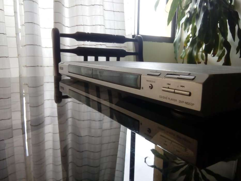 Cd Dvd Player Video Sony